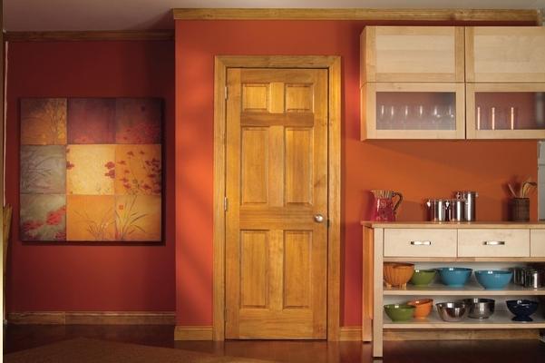 Stock Wood Doors Goshen Indiana Miller Door and Trim
