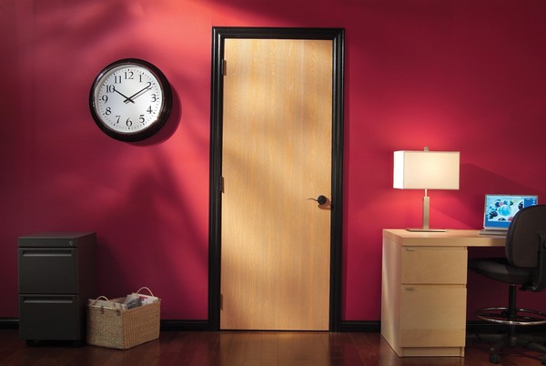 In Stock Doors for Miller Door and Trim Wood Stock Door & Wood Stock Door Pre_Finish_Flush - Miller Door And Trim
