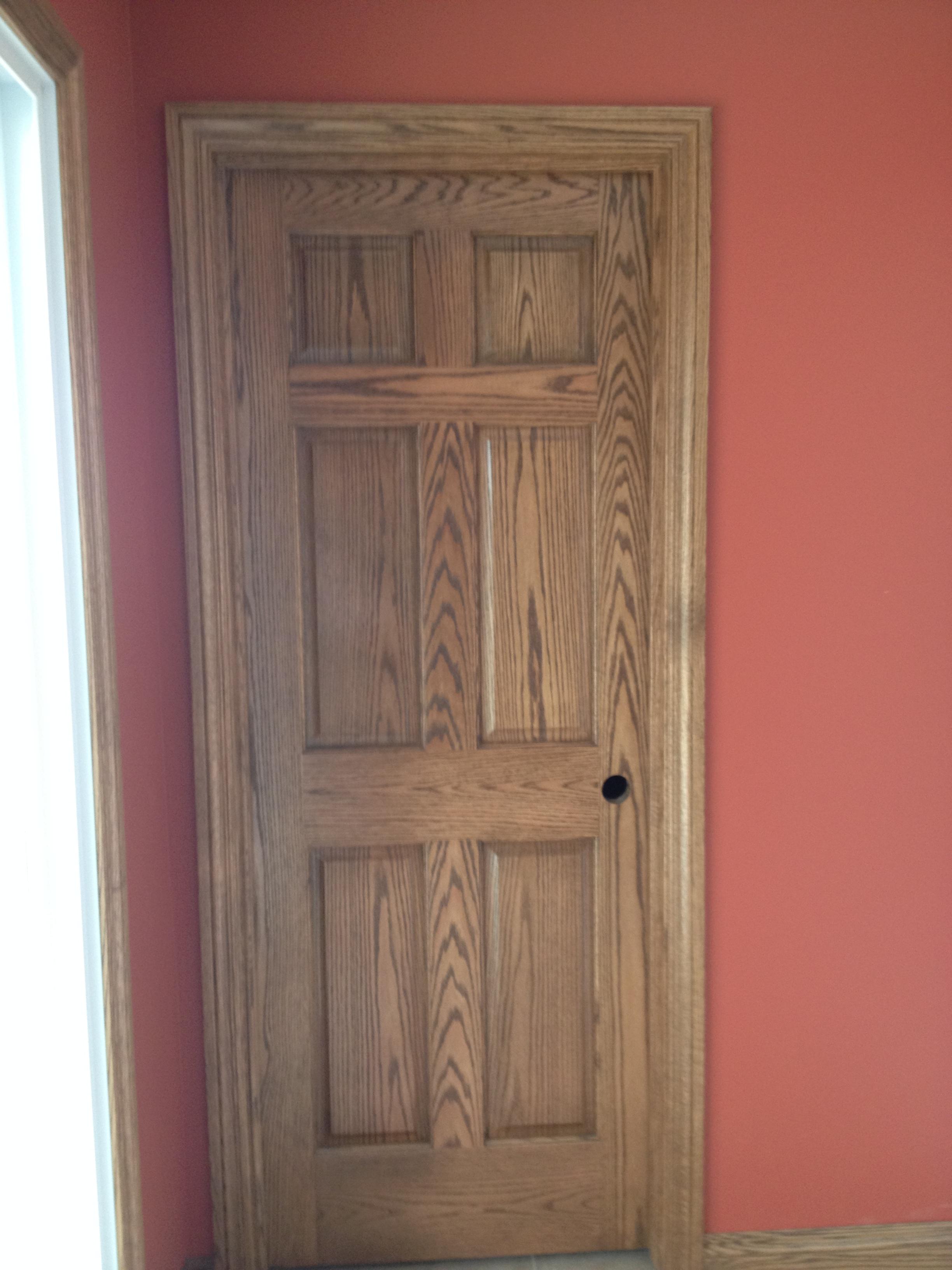 oak 6 panel & Specialty Doors - Miller Door And Trim pezcame.com