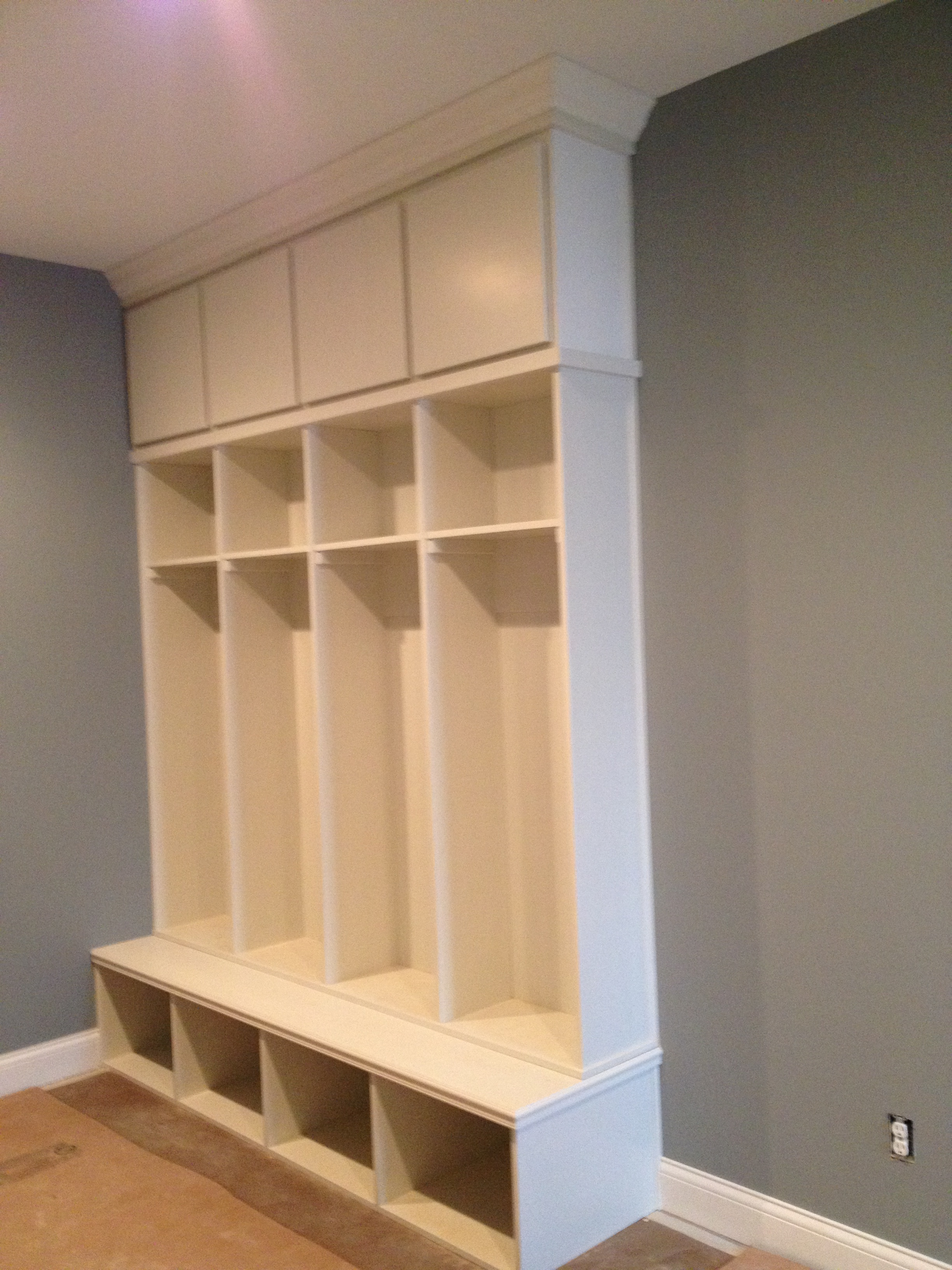 ... bring your shelving and storage ideas to us. We manufacture shelving and storage built-ins to your specifications and will finish them to match your ... & Shelving - Miller Door And Trim